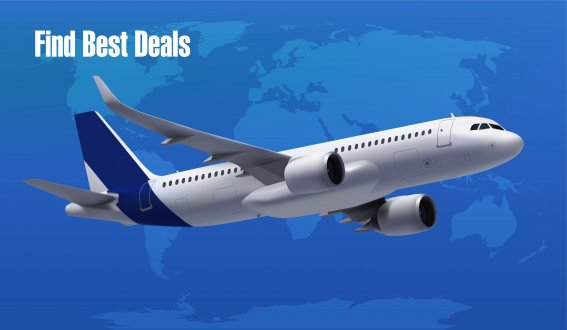 Air Ticketing Services in Kenya | Cheap Flights and Air Tickets | Book a Flight in Kenya